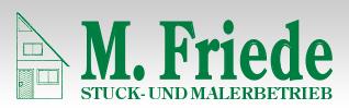 M. Friede Stuck- und Malerbetrieb